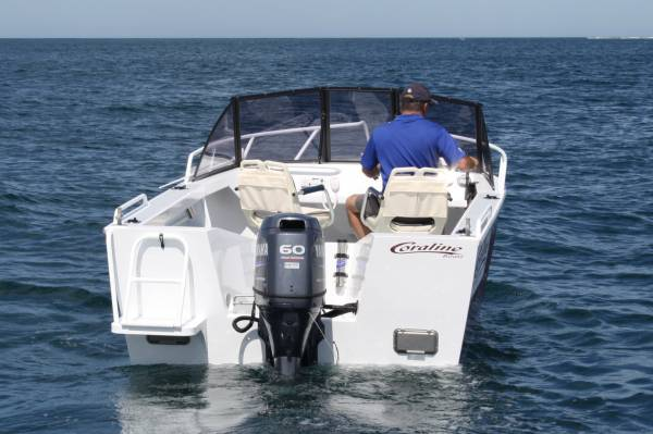 Coraline 460 SERIES (RUNABOUT, SIDE OR CENTRE CONSOLE)