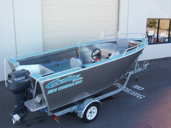 Coraline 500 SERIES (RUNABOUT, SIDE OR CENTRE CONSOLE)