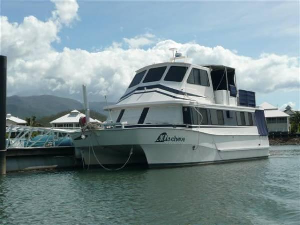 Nustar Liveaboard Catamaran