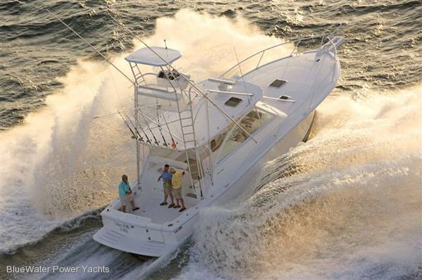 New Luhrs 41 Open Tower