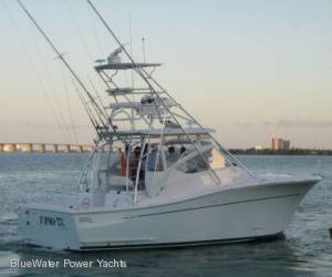 New Luhrs 37 Open Tower