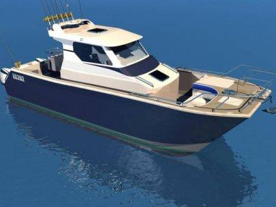 New Razerline Catamaran