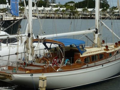 Alden 55 Classic Timber Cruising Yacht- Click for more info...