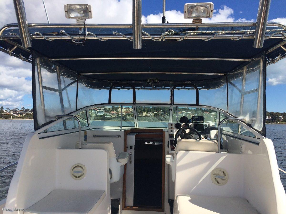 Gulf Craft Walkaround 31