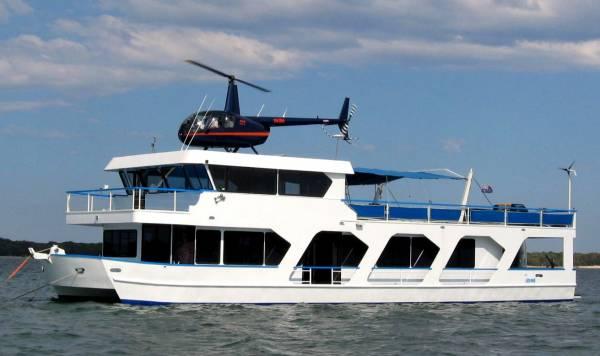 Alloy Catamaran 85�