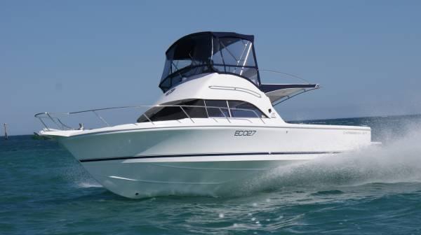 Caribbean 27 Flybridge Sports Fisherman NEW