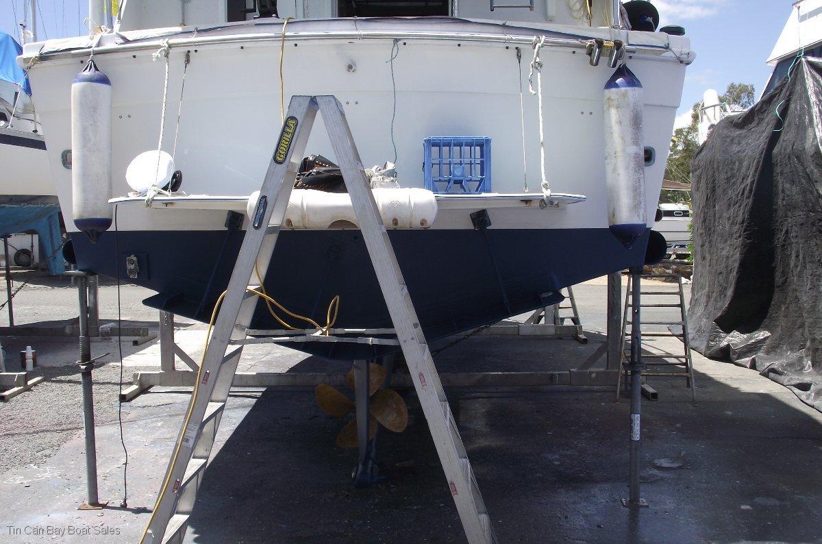 Bob Brett built 40 ft Cruiser for sale