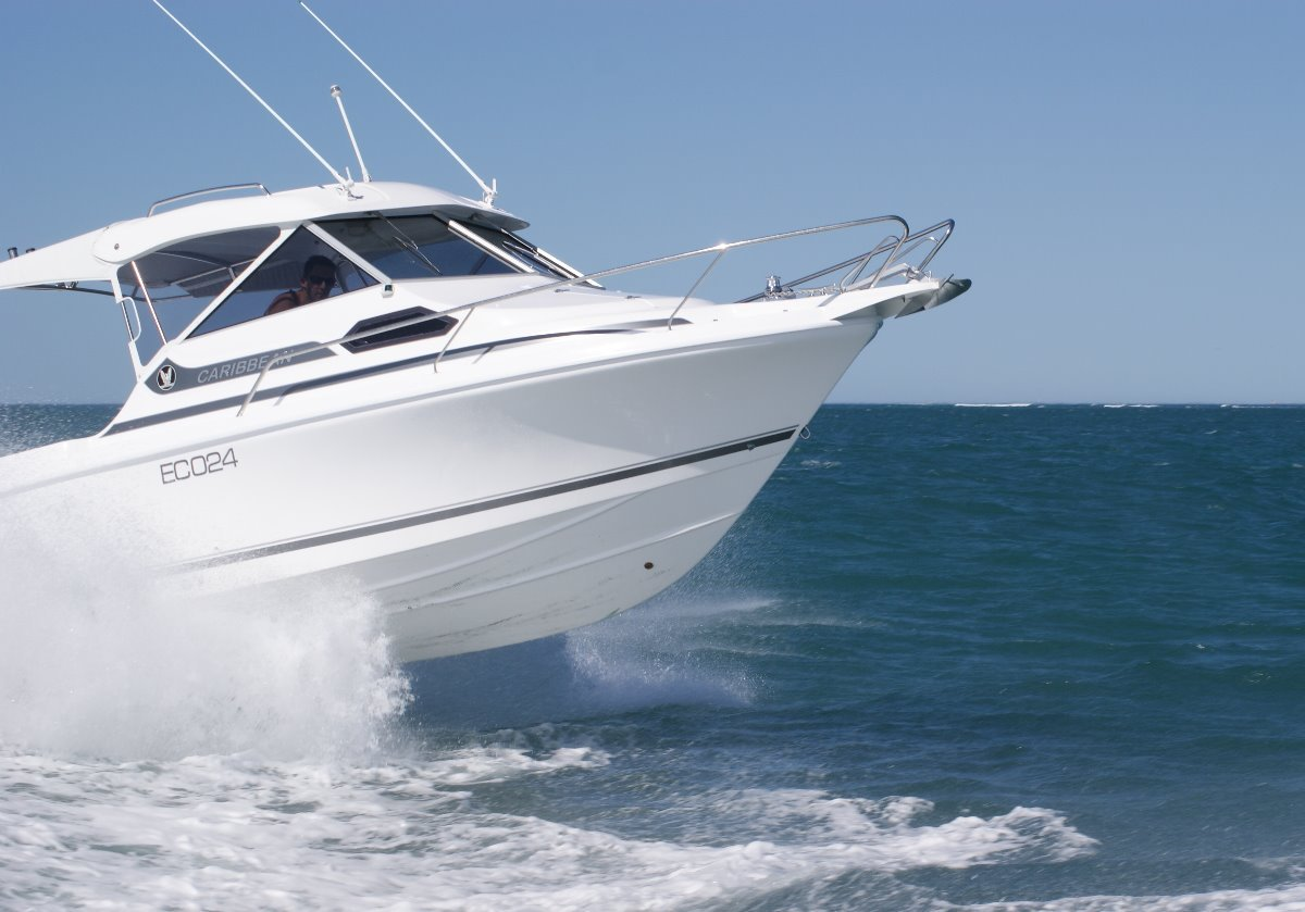 Caribbean 2400 NEW:Class leading ride quality