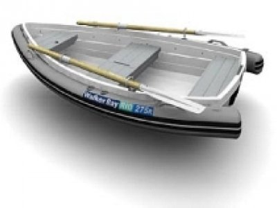 Walker Bay RID 275 (Decitex) Rigid Inflatable Dinghy