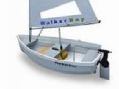 New Walker Bay 8 Perfomance Sail Kit