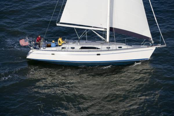 New Catalina 445
