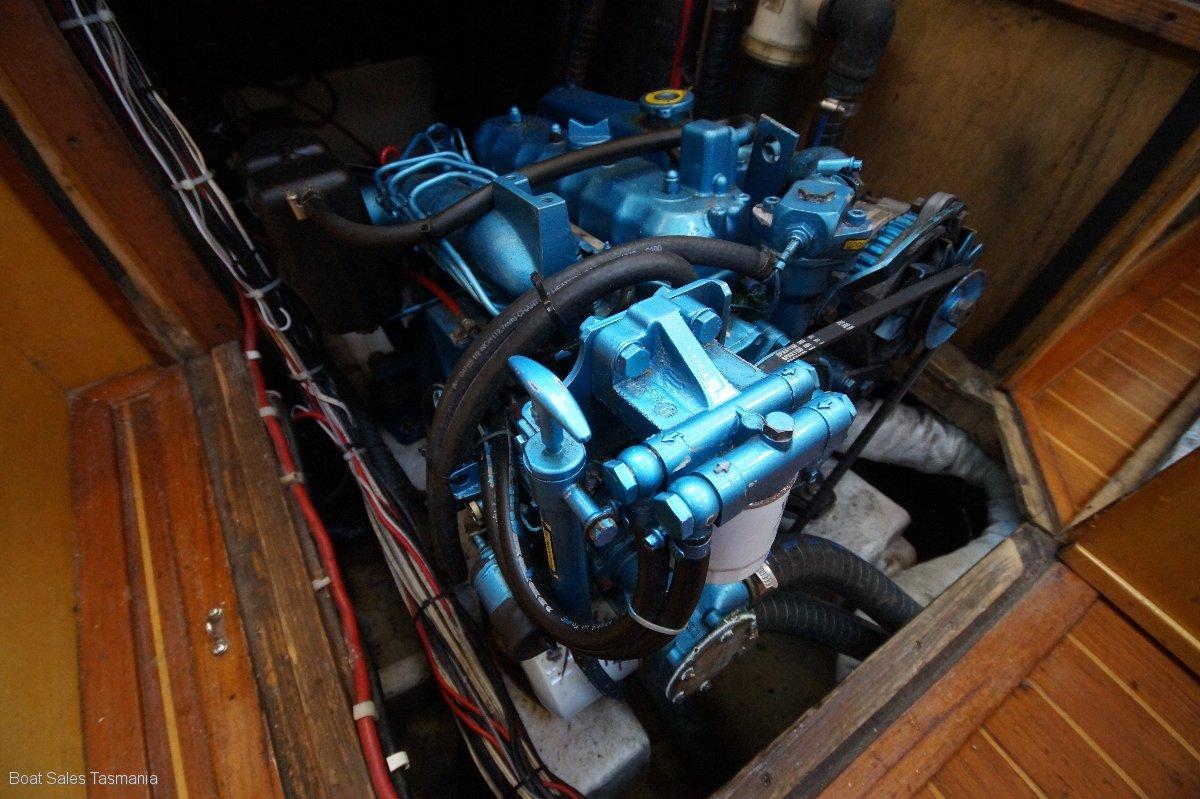 "Adams 42 modified Zeston 40 ""Tara II"""