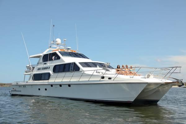 Ocean Trek 82 Catamaran