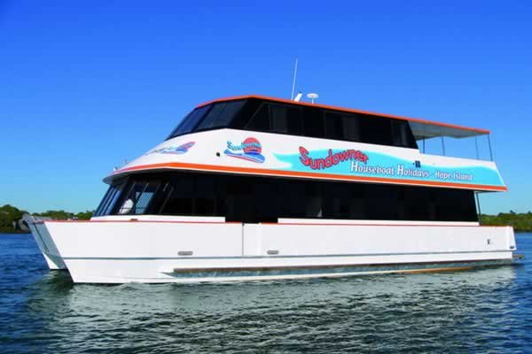 Eagle Catamaran 55 For Sale Ensign Ship Brokers