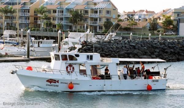 Randell 50' Charter Vessel