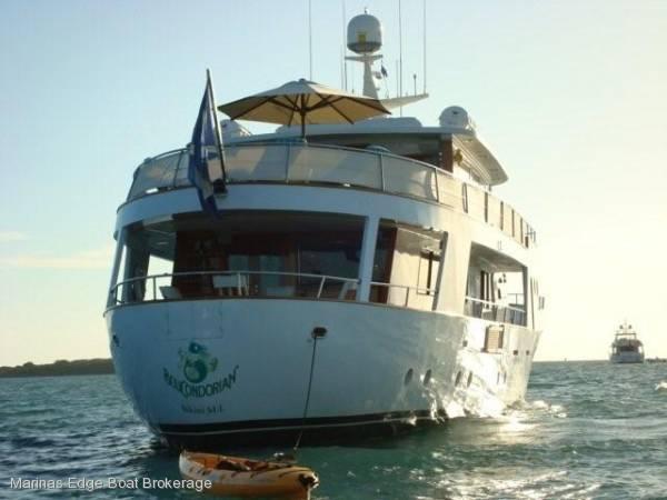 Codecasa Super Yacht