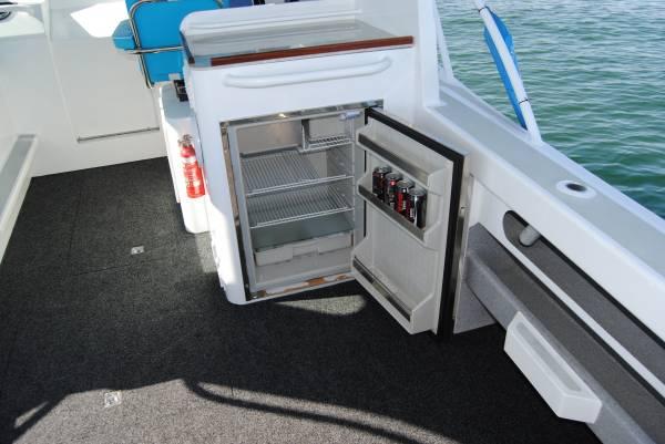 Preston Craft 7.6m Mirage Tri Hull