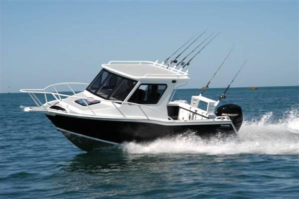New Razerline 6.6 Olympian Hard Top: Trailer Boats | Boats Online for Sale | Aluminium | Western ...