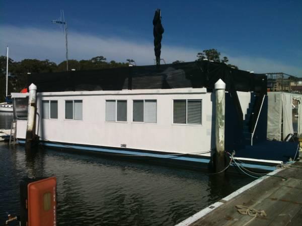 44 Houseboat
