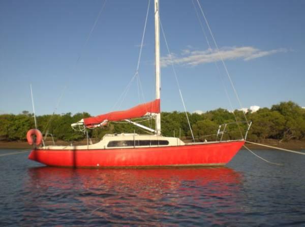 Contessa 25 Yacht