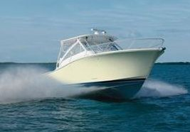 New Luhrs 37 Open Hardtop