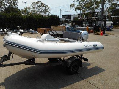 New Brig Falcon 330ht