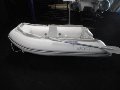 New Sirocco Air Hull Inflatable Boat 2.2 Mtr