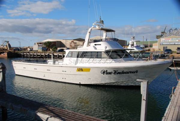 60' Conquest Lobster Vessel