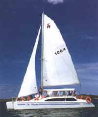 Seawind 1050 Resort Catamaran