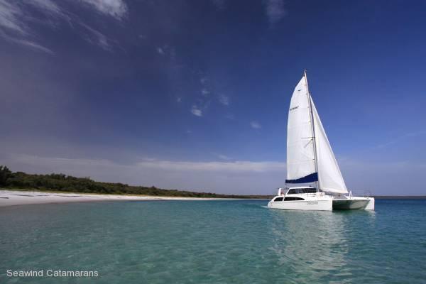 Seawind 1160 Catamaran