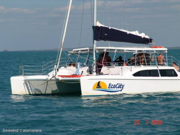 Seawind 1050 Resort Catamaran