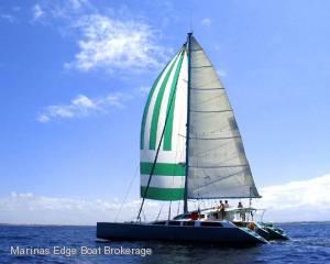 Custombuilt Sail Catamaran