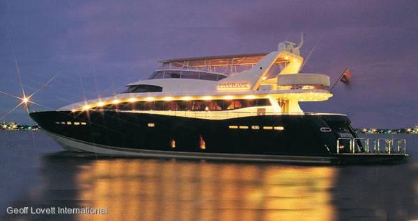 Lloyds Ships Motor Yacht