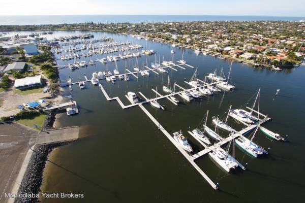 17m Marina Berths For Sale at Mooloolaba Marina From $90k