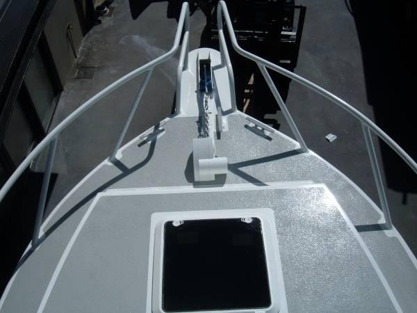 Preston Craft 7.3m Thunderbolt I/B