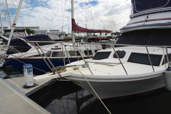 Marina Berth For Sale - 12m Mono Horizon Shores Marina B13