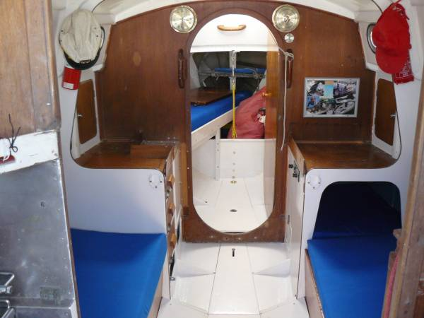 UK Built Sloop