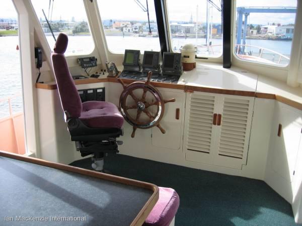 Askew Displacement Cruiser