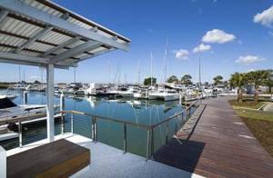 13.5m Marina Berth For Sale at Horizon Shores Marina