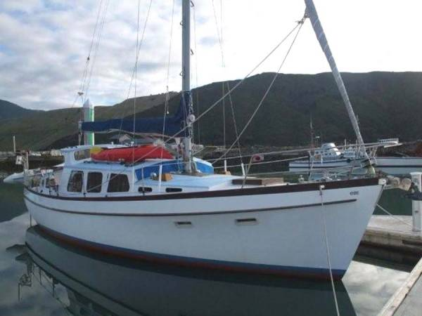 Motorsailer for sale