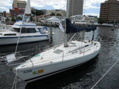 "Beneteau First 40 ""Don't Panic"""