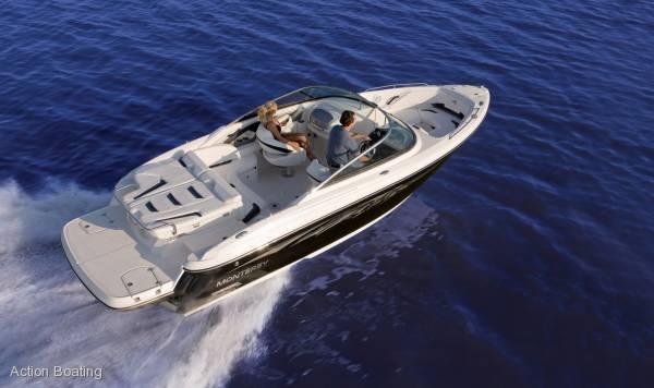 New Monterey 244 Fs