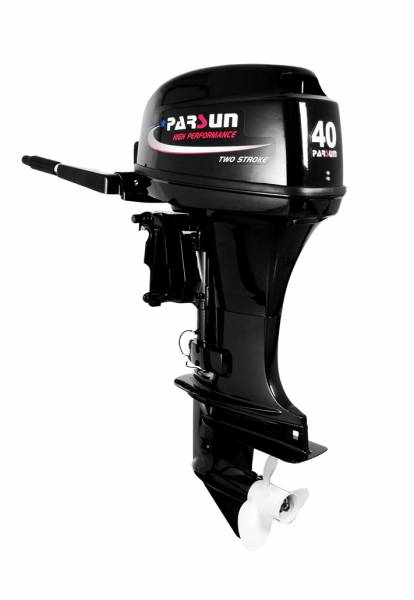 Parsun 40 Hp 2 Stroke Long Shaft Outboard Electric start
