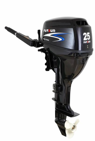 Parsun 25 Hp 4 Stroke (Forward Controls) Long Shaft Outboard