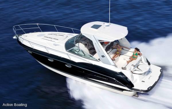 New Monterey 355 Sport Yacht