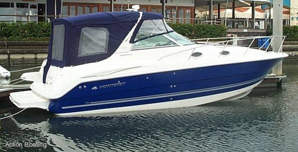Monterey 302 CR Sports Cruiser