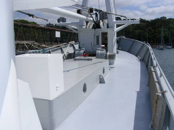Custom Training Ship