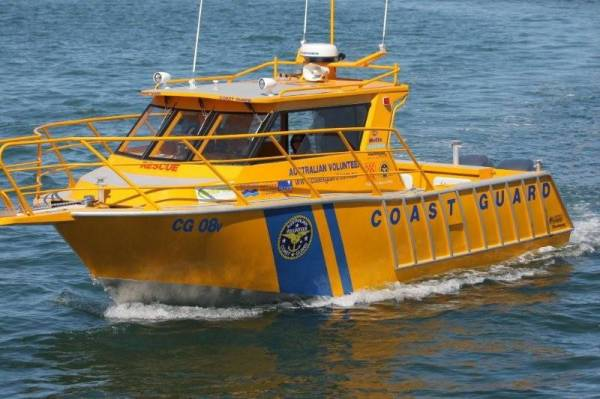 RAZERLINE 8.5 M COAST GUARD