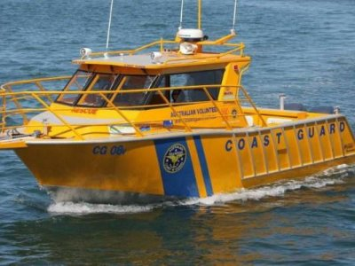 New Razerline 8.5 M Coast Guard