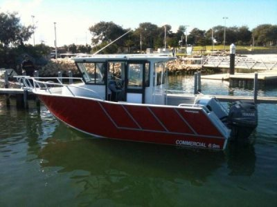 New Razerline 6.9 m Hydrographic Survey Vessel